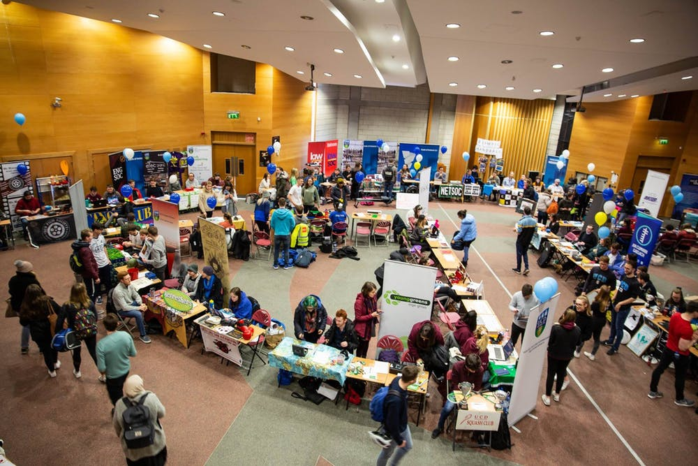 Dublin Colleges' Most Interesting Societies!